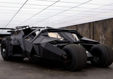 El Batimóvil de The Dark Knight Trilogy tomó su inspiración de juguetes