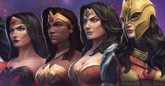 El Wonderverse se hace presente en un tráiler de DC Universe Online