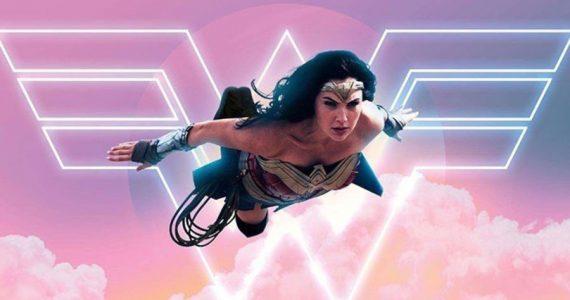 Estas imágenes promocionales de Wonder Woman 1984 te harán el día