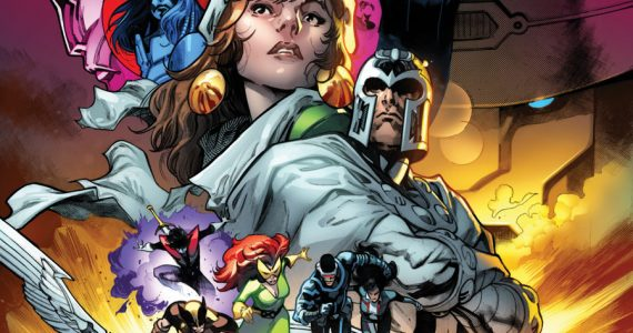 House of X y Powers of X, la entrada a un nuevo universo mutante