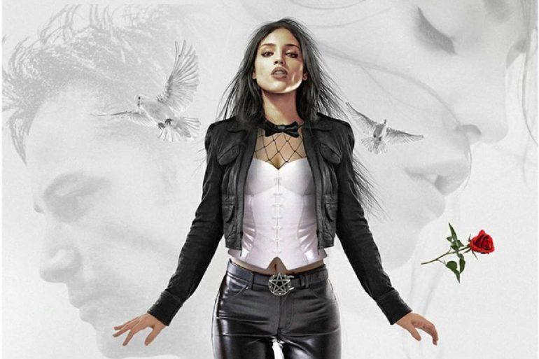 Impresionante fan art de Eiza González como Zatanna