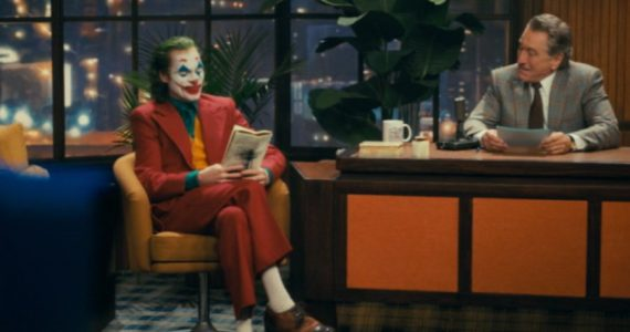 Joker: El Show de Franklin Murray en inéditos detrás de cámaras