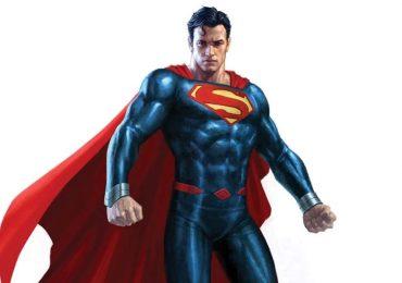 Se revelan más detalles del traje de Superman en Justice League Mortal