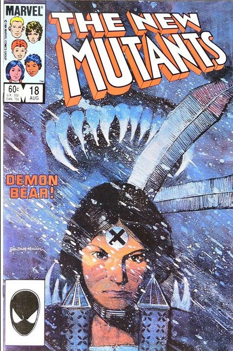 Los nuevos posters y fan arts de The New Mutants están incleíbles