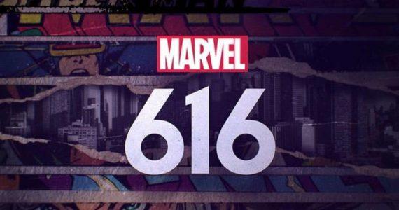 Disfruta los primeros instantes del documental Marvel 616