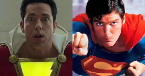 La razón por la que en Shazam! se escucha el tema de Superman de John Williams