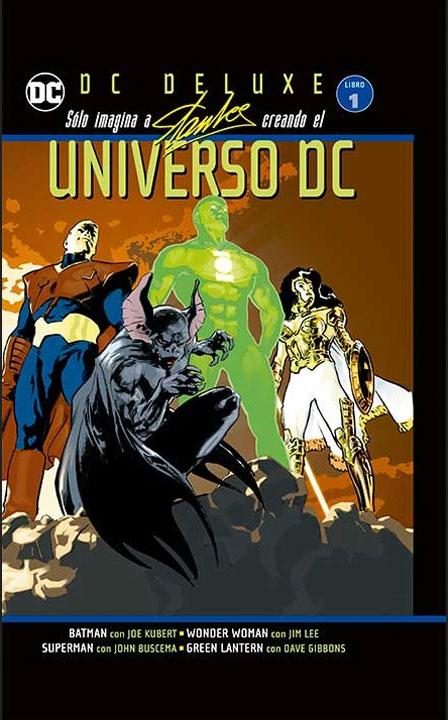 DC Comics Deluxe Sólo Imagina a Stan Lee Creando el Universo DC