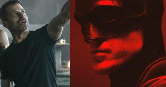 Zack Snyder ya quiere ver a Robert Pattinson en The Batman