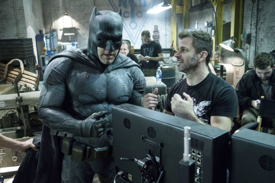 Zack Snyder ya quiere ver a Robert Pattinson en The Batman