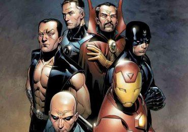 Marvel Studios tiene planes de adaptar Illuminati