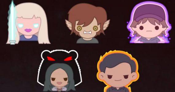 Al fin llega The New Mutants… en emojis para twitter y pósters