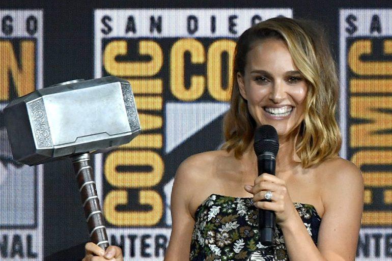 ¿Cuándo iniciará la filmación de Thor: Love and Thunder? Natalie Portman lo sabe