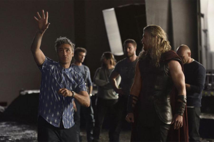 """""""Immigrant Song es la canción que construyó Thor: Ragnarok"""": Taika Waititi"""