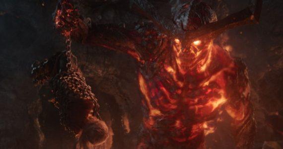 Los secuaces de Surtur eran más aterradores en arte conceptual de Thor: Ragnarok