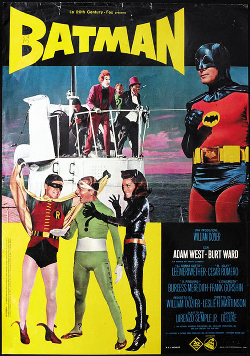 Top 10: películas que no conocías de DC Comics