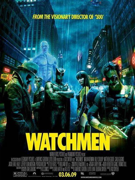 Watchmen: ¿Por qué la película no adaptó su final como el del cómic?