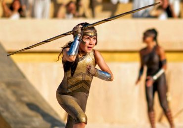 La olímpica niñez de Diana en nueva imagen de Wonder Woman 1984