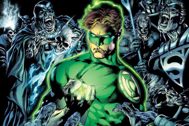 Zack Snyder insinúa el debut de Green Lantern en Justice League