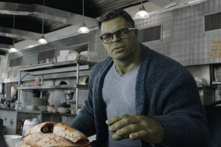 Video: Así era el debut de Smart Hulk en Avengers: Infinity War