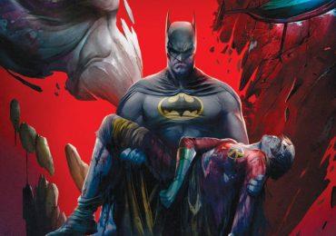 Así lucen los artes de promoción de Batman: Death in The Family