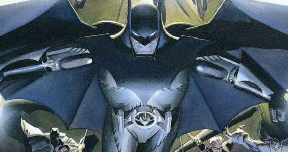 The Flash: ¿El Batman de Michael Keaton se inspirará en Kingdom Come?