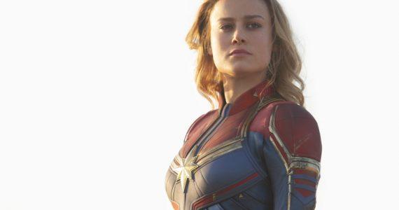 Brie Larson festeja cuatro años de ser Captain Marvel