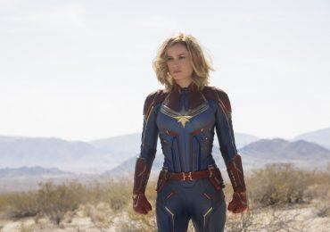 Así se construyó el traje de Captain Marvel en 3D
