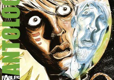 DC Black Label: Antología Magia, Fantasía y Ciencia Ficción #2