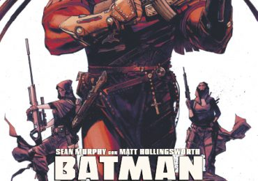 DC Semanal: Batman: Curse of the White Knight Libro Dos