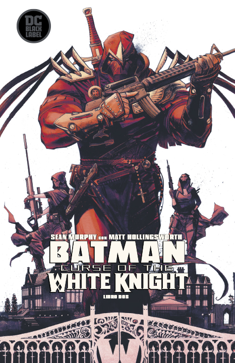 DC Semanal: Batman: Curse of the White Knight Libro Dos