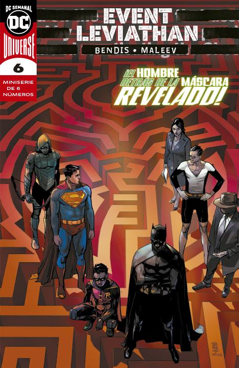 DC Semanal: Event Leviathan #6 (de 6)
