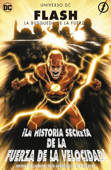 Flash: La Búsqueda de la Fuerza