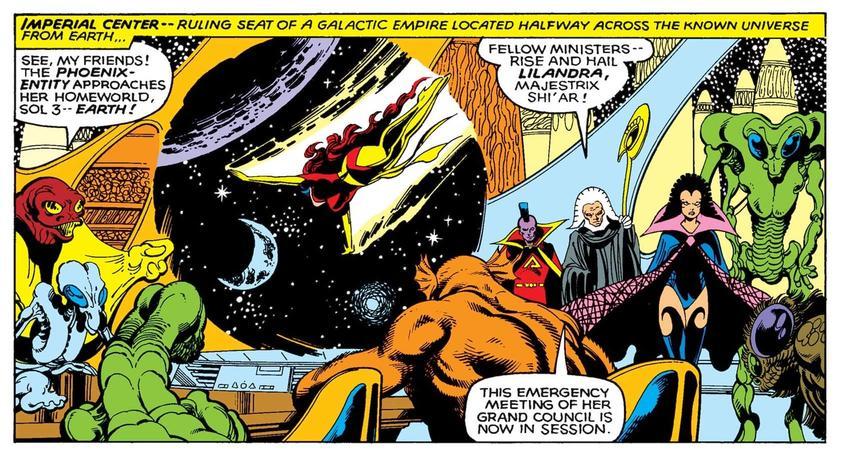 La guía completa de los imperios dentro del Universo Marvel