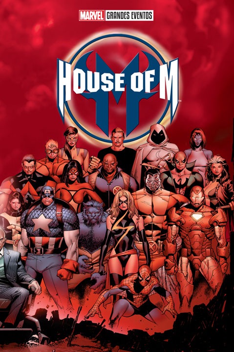 Marvel Grandes Eventos House of M