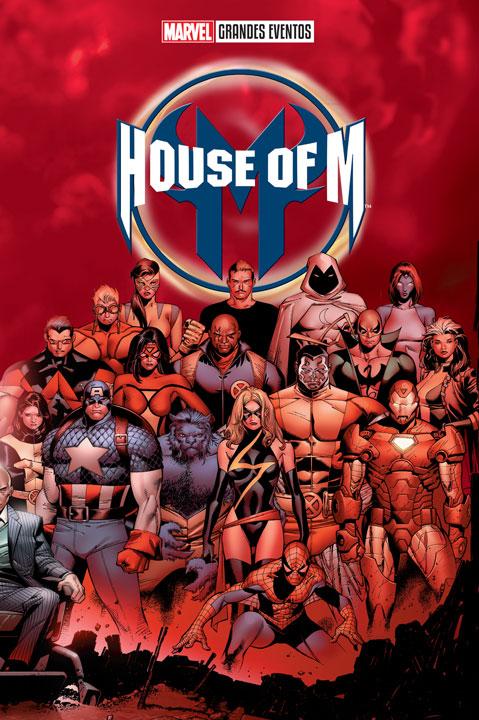 Marvel Grandes Eventos House of M