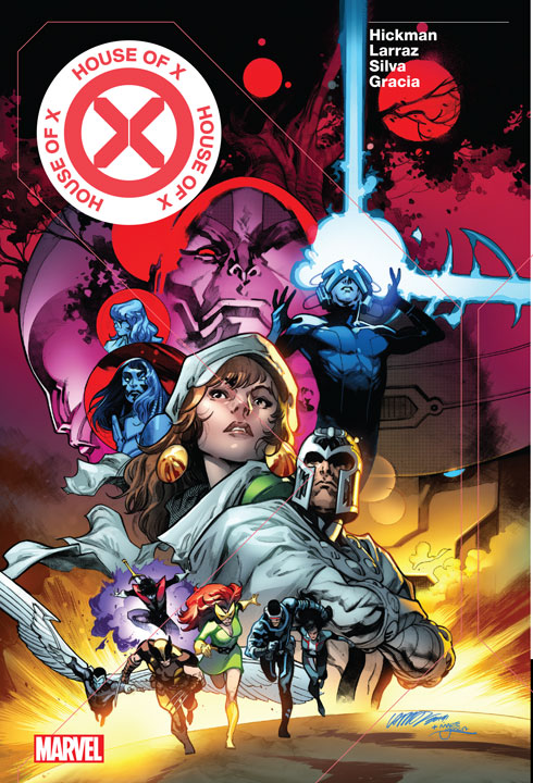 Marvel Deluxe House of X / Powers of X