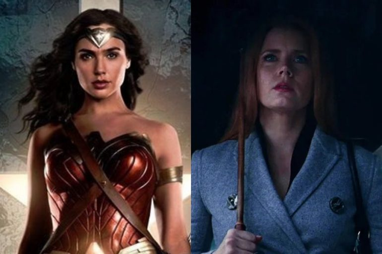 Deborah Snyder revela escena entre Wonder Woman y Lois Lane en Justice League