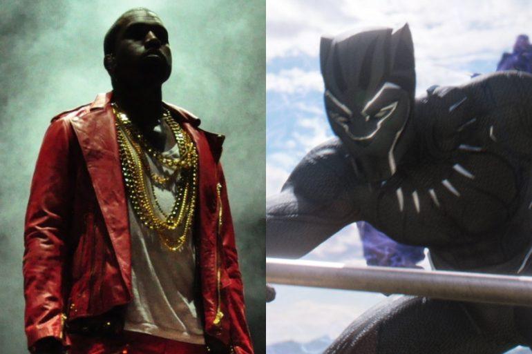 Kanye West quiere gobernar a Estados Unidos ¡al estilo de Wakanda!