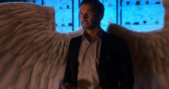 Lucifer presenta el tráiler de su temporada 5