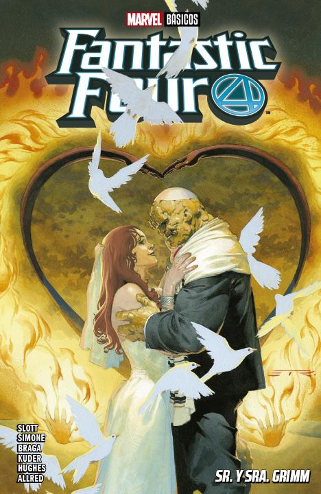 Marvel Básicos - Fantastic Four: Sr. y Sra. Grimm