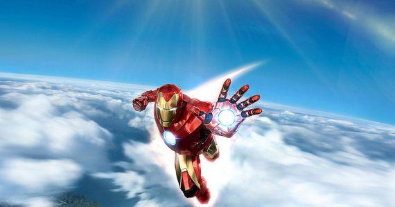 Marvel's Iron Man VR presenta su primer y espectacular tráiler