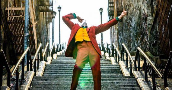 Todd Phillips comparte nueva foto del baile de las escaleras de Joker
