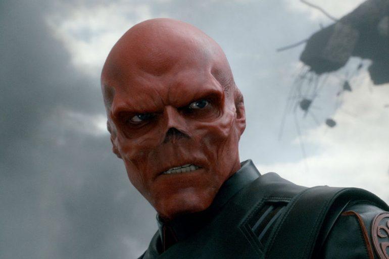 Arte conceptual de Red Skull revela una versión diferente de su origen en el MCU