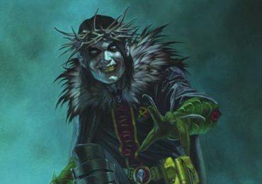 Robin King: La obra macabra cortesía de The Batman Who Laughs