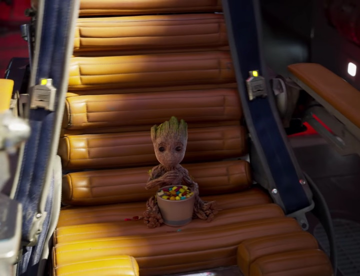 ¿Cuál fue la inspiración del cameo de Stan Lee en Guardians of the Galaxy Vol. 2?