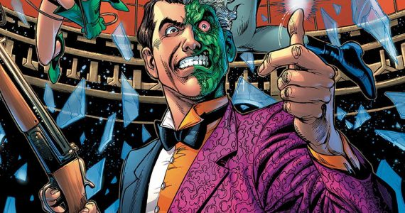 The Batman: Así se vería Matthew McConaughey como Two-Face