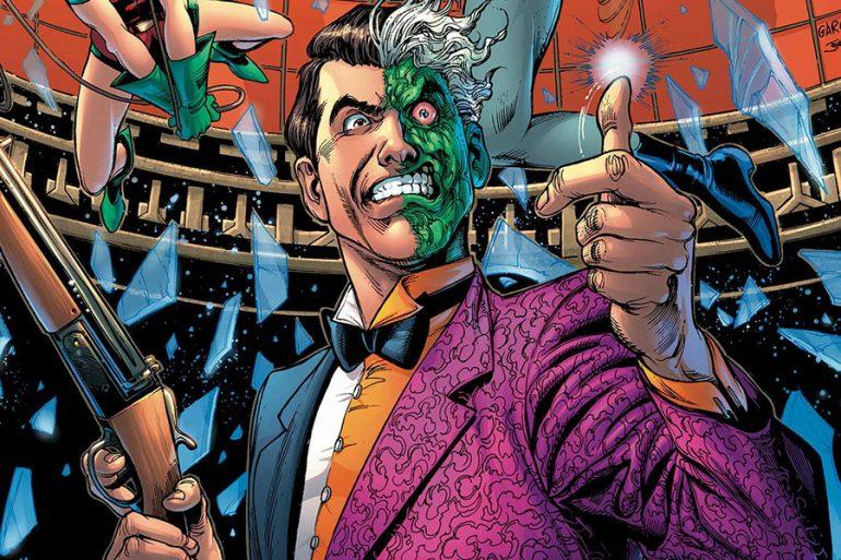 The Batman: Así se vería Matthew McConaughey como Two-Face