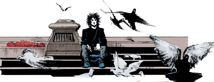 Escucha el primer tráiler de los audiolibros de The Sandman