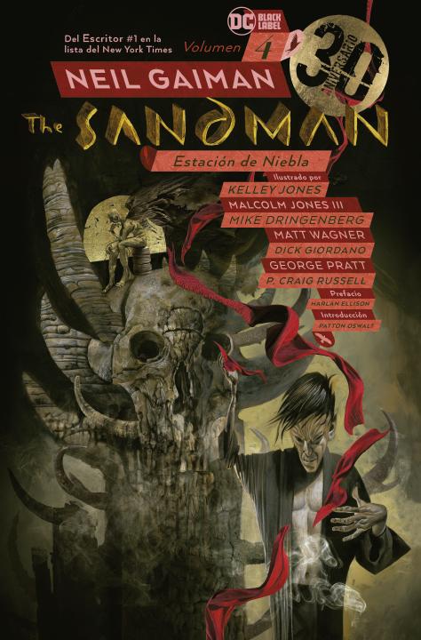The Sandman Vol. 4: Estación de Niebla 30 Aniversario