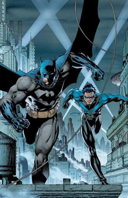 ¿El Nightwing de Titans será el compañero del Batman de Robert Pattinson?